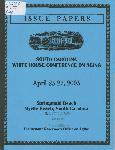 Issue papers
